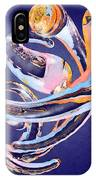 Abstract Number 11 IPhone Case