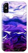Abstract Ocean Fantasy One IPhone Case