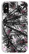 Abstract Of Ever Green Bush IPhone Case