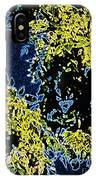 Abstract Of Tree And Leaves IPhone Case