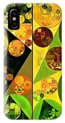 Abstract Painting - Barberry IPhone Case