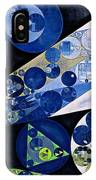 Abstract Painting - Lavender Gray IPhone Case