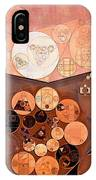 Abstract Painting - Paarl IPhone Case