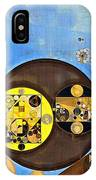 Abstract Painting - Rob Roy IPhone Case