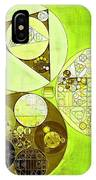Abstract Painting - Sulu IPhone Case