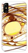 Abstract Pen Drawing Eleven IPhone Case