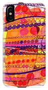 Abstract Pen Drawing Fourteen IPhone Case