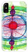 Abstract Pen Drawing Thirty-one IPhone Case