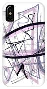 Abstract Pen Drawing Thirty-six IPhone Case