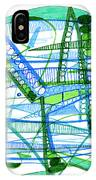 Abstract Pen Drawing Twenty-eight IPhone Case