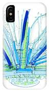 Abstract Pen Drawing Twenty-nine IPhone Case