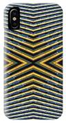Abstract Photomontage Mid Continental Plaza N132p1 Dsc5528 IPhone Case