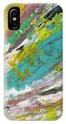 Abstract Piano 1 IPhone Case