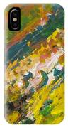 Abstract Piano 3 IPhone Case