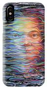 Abstract Portrait IPhone Case