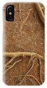 Abstract Roots IPhone Case
