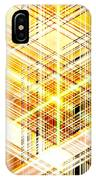 Abstract Shining Lines IPhone Case
