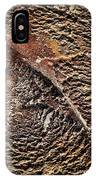Abstract Surface Bumpy Stone IPhone Case