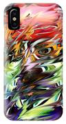 Abstract Thought IPhone Case