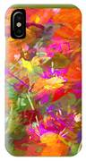 Abstract Thought Processes IPhone Case