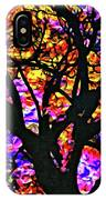 Abstract Tree 304 IPhone Case