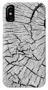 Abstract Tree Cut IPhone Case