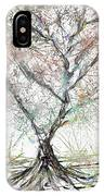 Abstract Tree IPhone Case