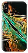 Abstract Visuals - A Tear In The Fabric Of Time IPhone Case
