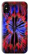 Abstract Visuals - Quantum Mechanical Headache IPhone Case