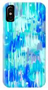 Abstract Winter IPhone Case