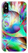 Abstract051710b IPhone Case