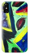 Abstract3 IPhone Case
