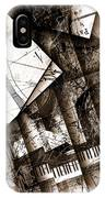 Abstracta 24 Cadenza IPhone Case