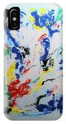 Abstraction 1 IPhone Case