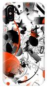 Abstraction 1109 IPhone Case