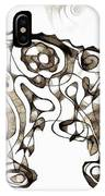 Abstraction 1952 IPhone Case