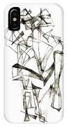 Abstraction 1953 IPhone Case