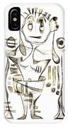 Abstraction 2043 IPhone Case