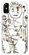 Abstraction 2045 IPhone Case