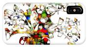 Abstraction 2175 IPhone Case