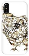 Abstraction 2248 IPhone Case