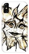Abstraction 2252 IPhone Case