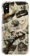 Abstraction 2323 IPhone Case