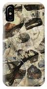 Abstraction 2324 IPhone Case
