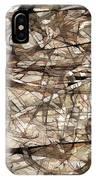Abstraction 2339 IPhone Case