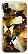Abstraction 2398 IPhone Case