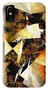 Abstraction 2399 IPhone Case