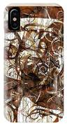 Abstraction 2406 IPhone Case