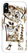 Abstraction 2421 IPhone Case