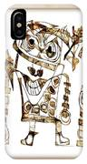 Abstraction 2422 IPhone Case